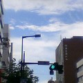 青信号 … 盛岡中央通り 23日