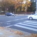 落ち葉の季節 … 県庁前15時30分
