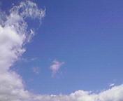 青空…午前10時<br />  52分