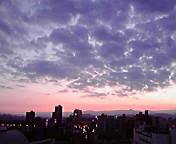 空…盛岡 7月<br />  1日19時15<br />  分