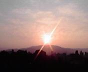 朝日…午前5時4<br />  8分