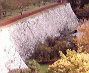 紅葉始まり…岩手公園午前1<br />  0時55分