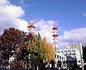 盛岡中央通にて… 11月4<br />  日14時09<br />  分