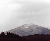 姫神山…渋民付近から11<br />  月23日13<br />  時37分
