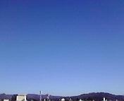 青空…盛岡午前11<br />  時53分