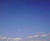 穏やかな空…盛岡 <br />  13時25分