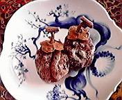 手作り干し柿… 1月1<br />  日午後12時<br />  38分