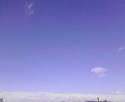 青空…盛岡午前10時45<br />  分
