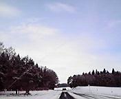 小岩井付近… 1月12<br />  日午前8時5<br />  9分