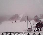 岩手高原スキー場…午前9<br />  時25分