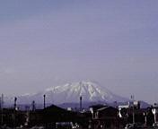 岩手山…アイーナ付近から3<br />  月5日14<br />  時47分