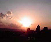 夕陽… 3<br />  月17日17<br />  時15分