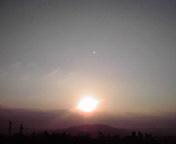 朝日…盛岡4月7<br />  日午前6時2<br />  分