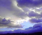 空…盛岡 10<br />  月21日午前6時3<br />  4分
