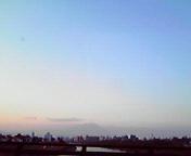 盛岡南大橋から… 11月7<br />  日16時14<br />  分