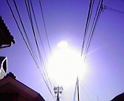 太陽…盛岡 12<br />  月10日12<br />  時58分