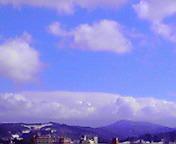 空…盛岡 1月<br />  26日12時41<br />  分