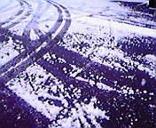 雪・駐車場…盛岡 <br />  1月30日8<br />  時05分