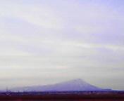 岩手山…矢巾 2月<br />  27日16時53<br />  分