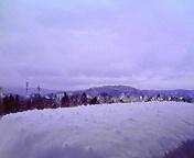 積雪…盛岡 3月<br />  10日午前11<br />  時57分