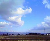 雲…矢巾 3月<br />  13日15時27<br />  分