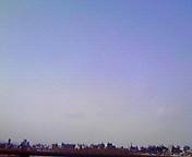盛岡南大橋から… 3月21<br />  日13時47<br />  分