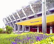ユアテックスタジアム仙台…泉中央 <br />  5月6日午前<br />  11時44分