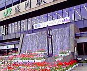 盛岡駅… 5<br />  月11日15<br />  時00分