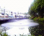 噴水…盛岡サンビル前 6<br />  月23日16<br />  時23分