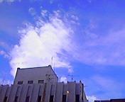 空…盛岡肴町 7<br />  月19日13<br />  時12分