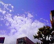 空…盛岡駅前 7<br />  月23日午後<br />  12時32分