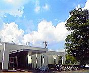 東和図書館…東和町 <br />  8月6日13<br />  時37分