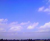 空…紫波 8月<br />  30日13時29<br />  分