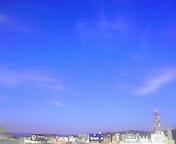 秋の空…盛岡 10<br />  月19日午前<br />  11時09分