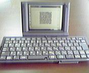 ポメラDM20 <br />  … QRコードに変換。10<br />  月21日