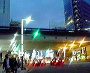京橋から銀座方向… 11月21<br />  日16時39<br />  分