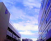 空…盛岡モスビル前 12<br />  月03日14<br />  時17分