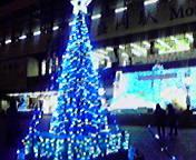イルミネーション2…盛岡駅前 12月10<br />  日17時43<br />  分
