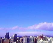 空…盛岡 12<br />  月12日午後<br />  12時16分