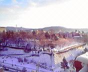 積雪…盛岡 12<br />  月17日午前<br />  7時40分