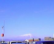 岩手山…イオン南屋上駐車場から 12<br />  月19日午後<br />  12時46分