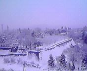 大雪…盛岡 12<br />  月27日午前<br />  7時45分