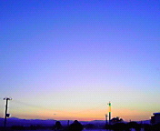 朝…紫波 12<br />  月30日午前<br />  6時43分