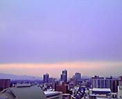 空…盛岡 1月<br />  24日15時53<br />  分