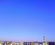 青空…盛岡 2月<br />  2日午前8時<br />  09分