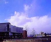 盛岡駅西口から… 3月3<br />  日13時28<br />  分