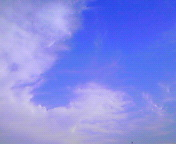 朝空…盛岡 7月<br />  7日午前7時<br />  02分