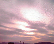 朝空…盛岡 7月<br />  14日午前5<br />  時57分