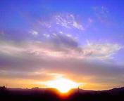 日の出…盛岡 7月<br />  22日午前4<br />  時47分