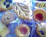 パイとクッキー